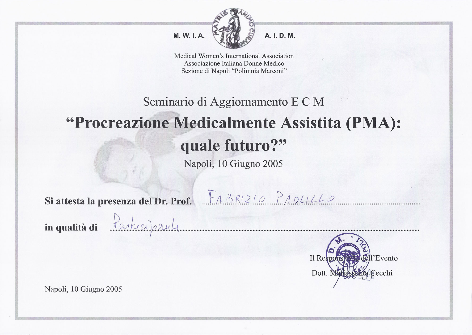 Procreazione Medicalmente Assistita (PMA): quale futuro?